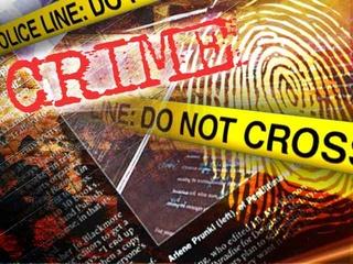 Crime scene-tape
