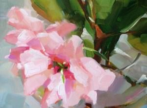 Cherry Blossom by Katia Kyte