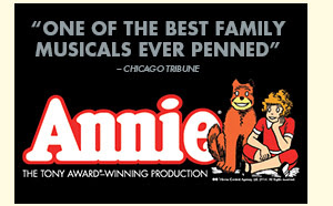 Annie One of the Best Family Musicals ever Penned