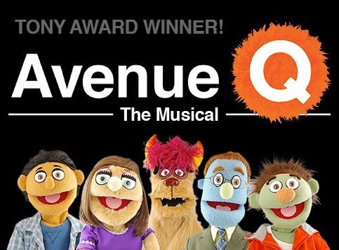 Avenue Q The Musical Tony Award Winner Newport Performing Arts Center Porthole Players Nov 2015