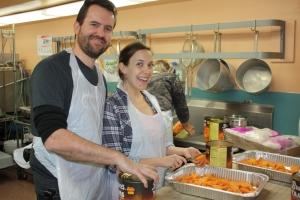 Chris and Erica Sherwood
