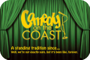 Comedy on the Coast Chinook Winds