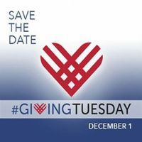 #Giving Tuesday December 1