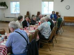 gleneden community breakfast