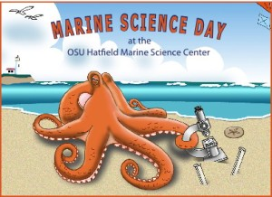 HMSC Marine Science Day