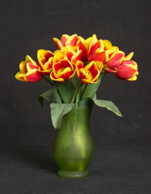 Tantalizing Tulips by Richard LaFond