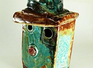 tardisbox2 Blurring the Line Clayworks by Brian Johnstone