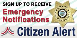 LCSO emergency alert