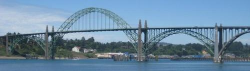Yaquina bay bridge (YBOOI)