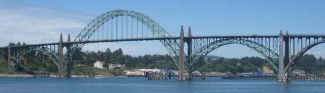 Yaquina bay bridge (YBOOI)