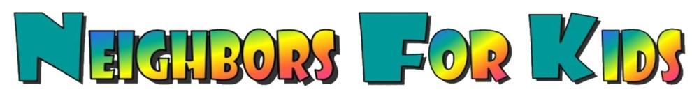 NFK logo (Neighbors for Kids)