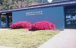 Newport pool