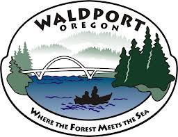 Waldport logo