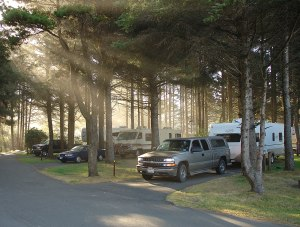 Camping RV-beverly-beach