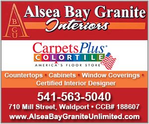 Alsea Bay Granite carpet plus