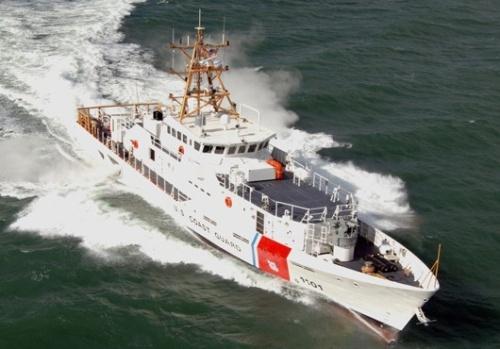 Coast Guard fast response cutter