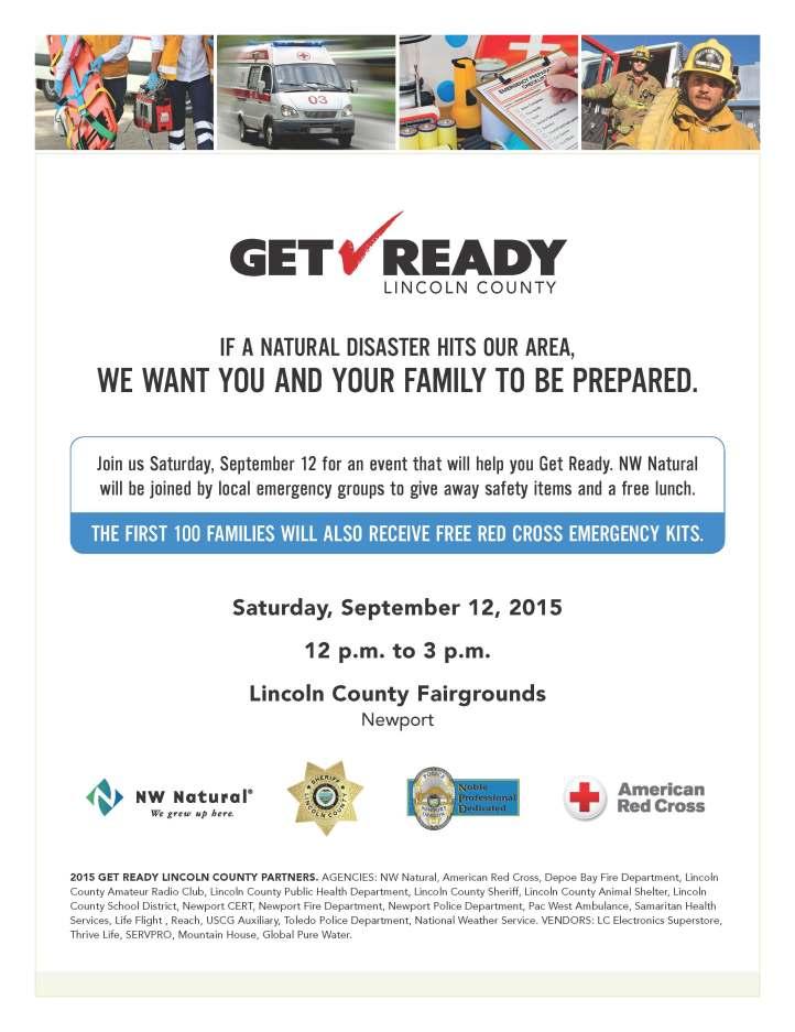 Emergency Preparedness | oregoncoastdailynews