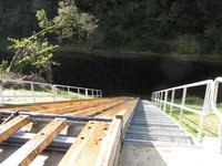 Ojalla Boat Slide Siletz River
