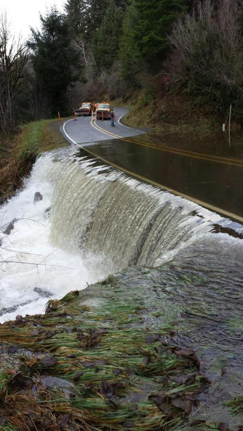 Eckman Creek Road 12.18.15